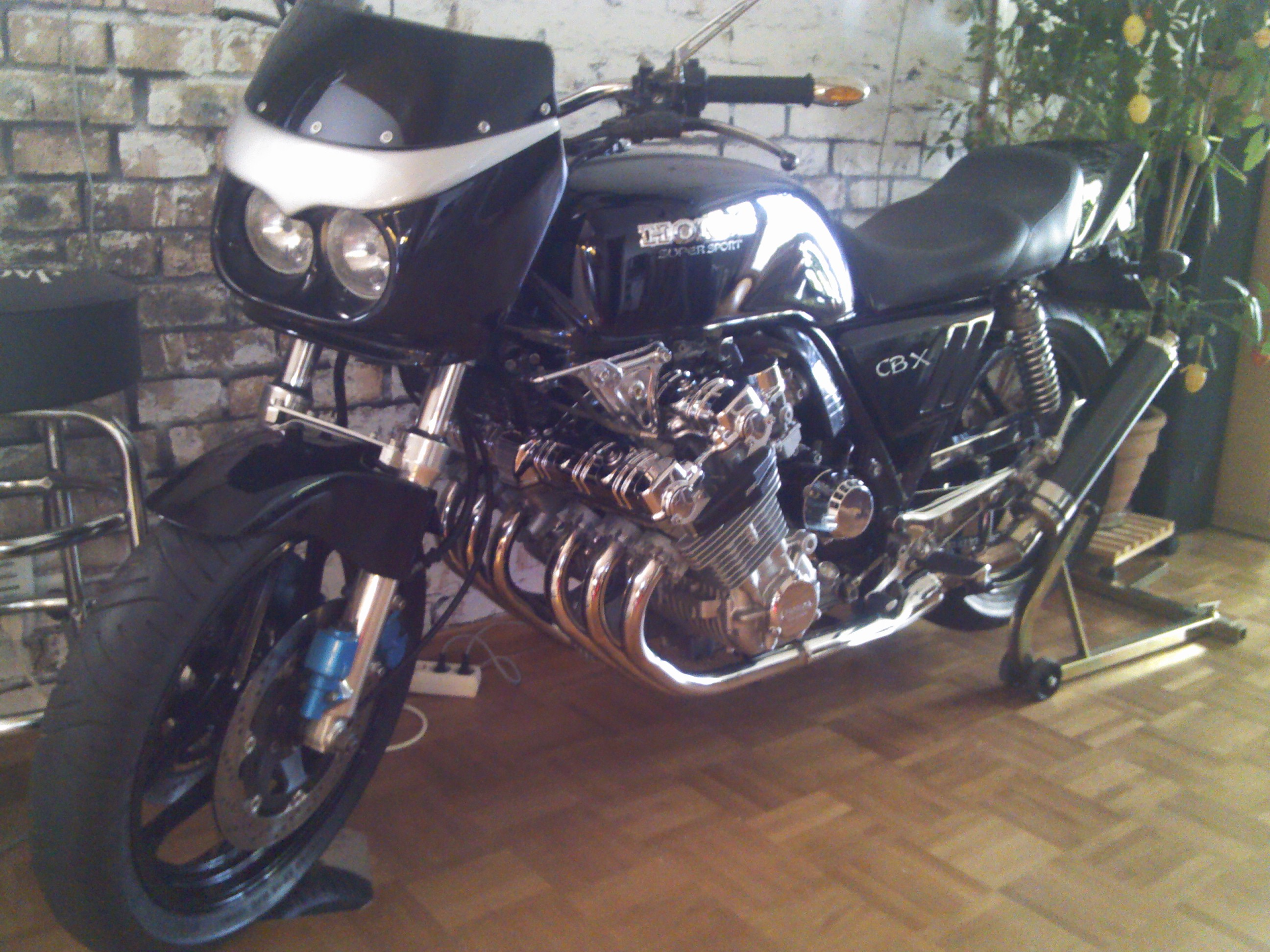 Honda CBX 1000 CB 1