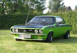 Opel - Manta A