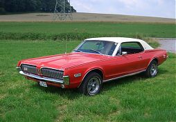 Ford - Mercury Cougar XR7
