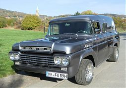 Ford F100 Panel