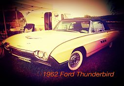 Ford Thunderbird Convertible M-Code
