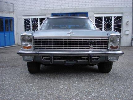 Opel - Diplomat 5,4